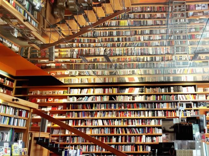 Librería Ulises, em Santiago, no Chile