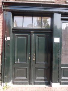 Casa de Anne Frank, em Amsterdam, na Holanda