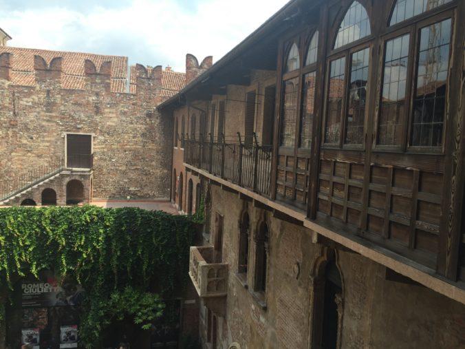 Casa de Julieta, em Verona, na Itália